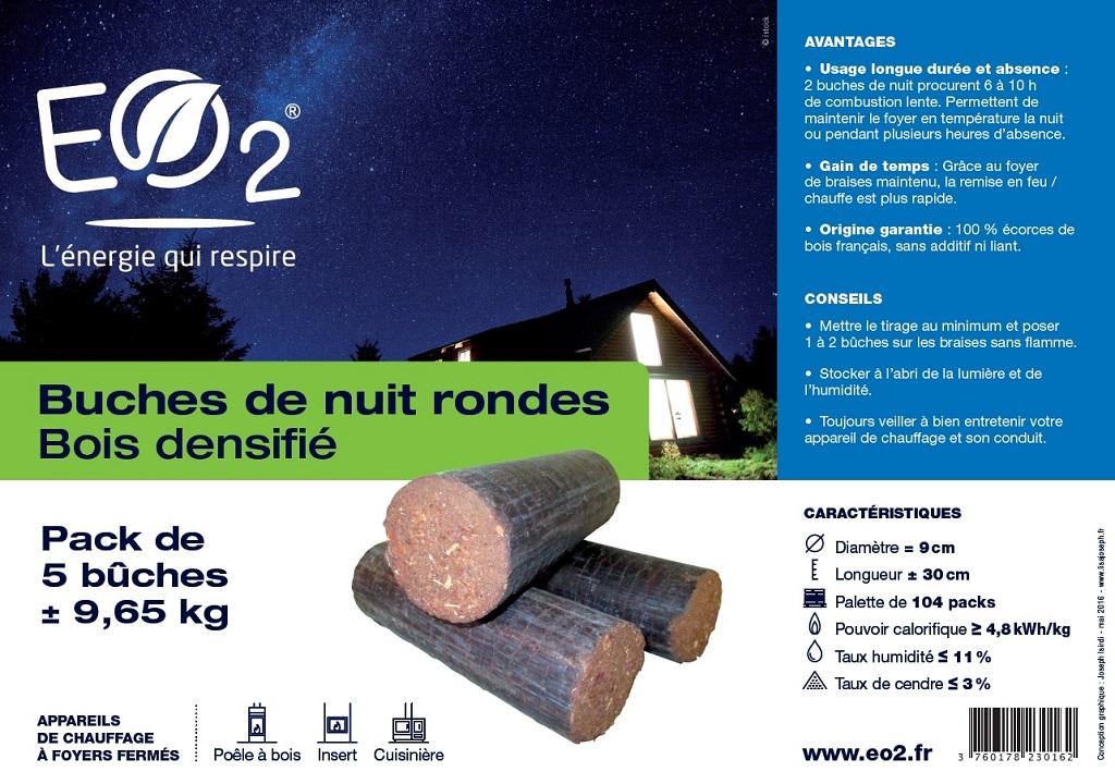 Fiche technique buche de nuit eo2 gm distribution - Buche de nuit ...